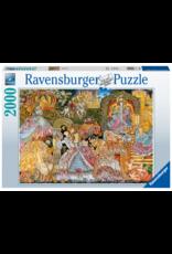 Ravensburger 2000 pcs. Cinderella Puzzle