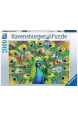 Ravensburger 2000 pcs. Land of the Peacocks Puzzle