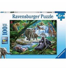 Ravensburger 100 pcs. Jungle Animals Puzzle