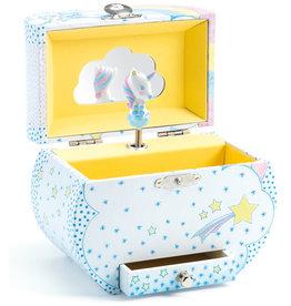 Djeco Music Box, Unicorns Dream