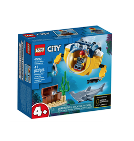 LEGO LEGO City, Mini Ocean Submarine