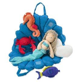 HearthSong Mermaid Plush Playset