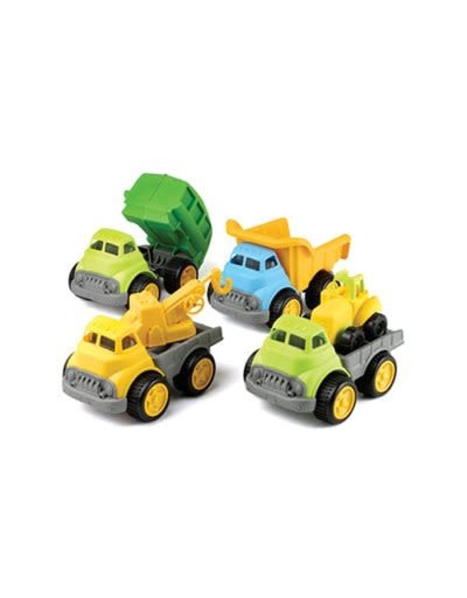 Playwell Construction Trucks 4 Pack