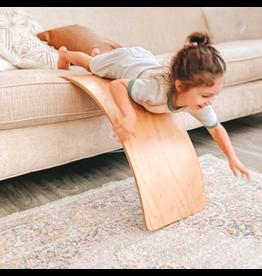 Bunny Hopkins Honey Maple Wobble Board, Regular