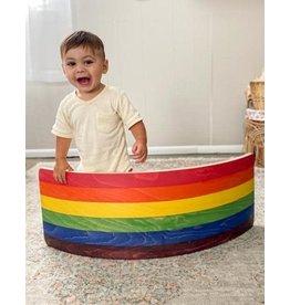Bunny Hopkins Rainbow Wobble Board, Regular