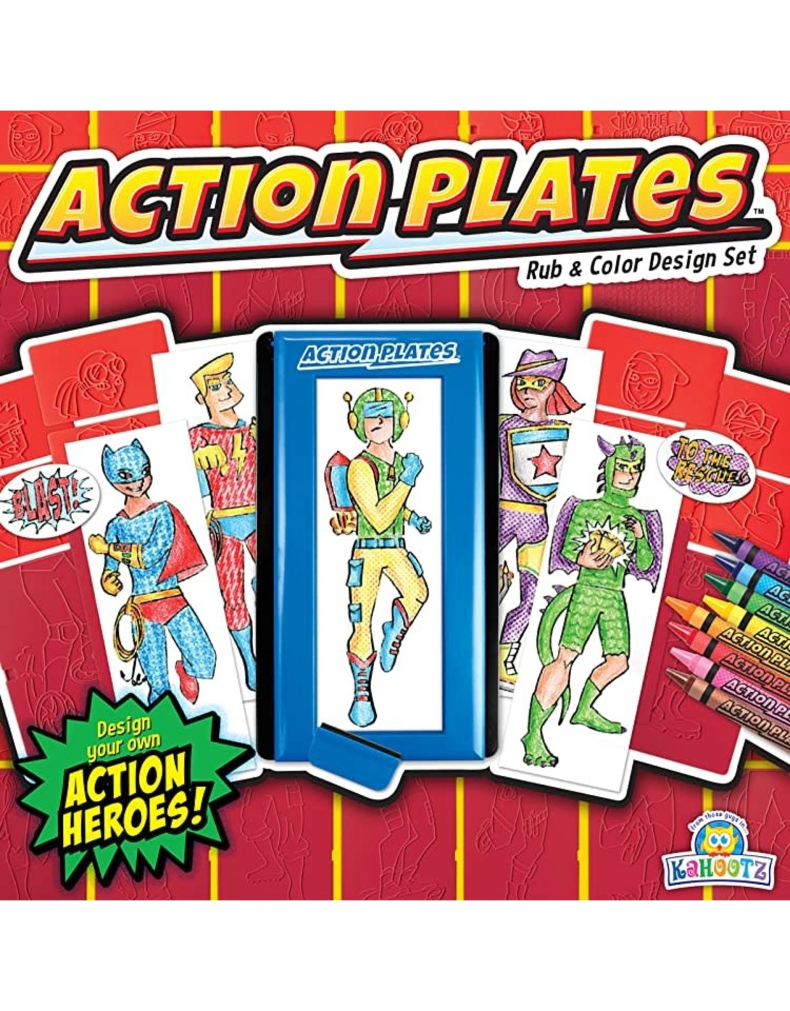Kahootz Action Plates