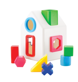 Kid O Sort A Shape House