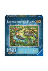 Ravensburger 368 pcs. Kids Jungle Journey Puzzle