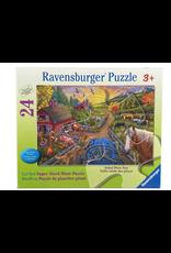 Ravensburger 24 pcs. My First Farmer Puzzle