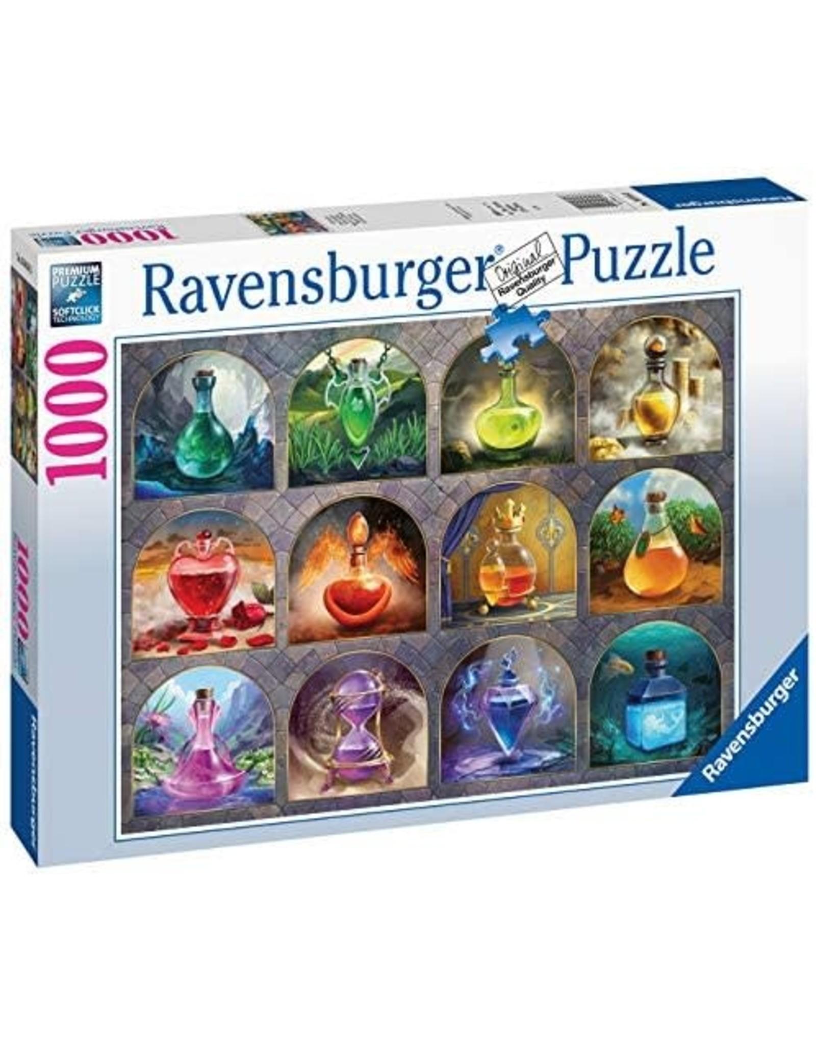 Ravensburger 1000 pcs. Magical Potions Puzzle
