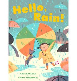 Raincoast Books Hello, Rain!