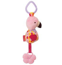 Skip Hop BB Chime & Teether, Flamingo