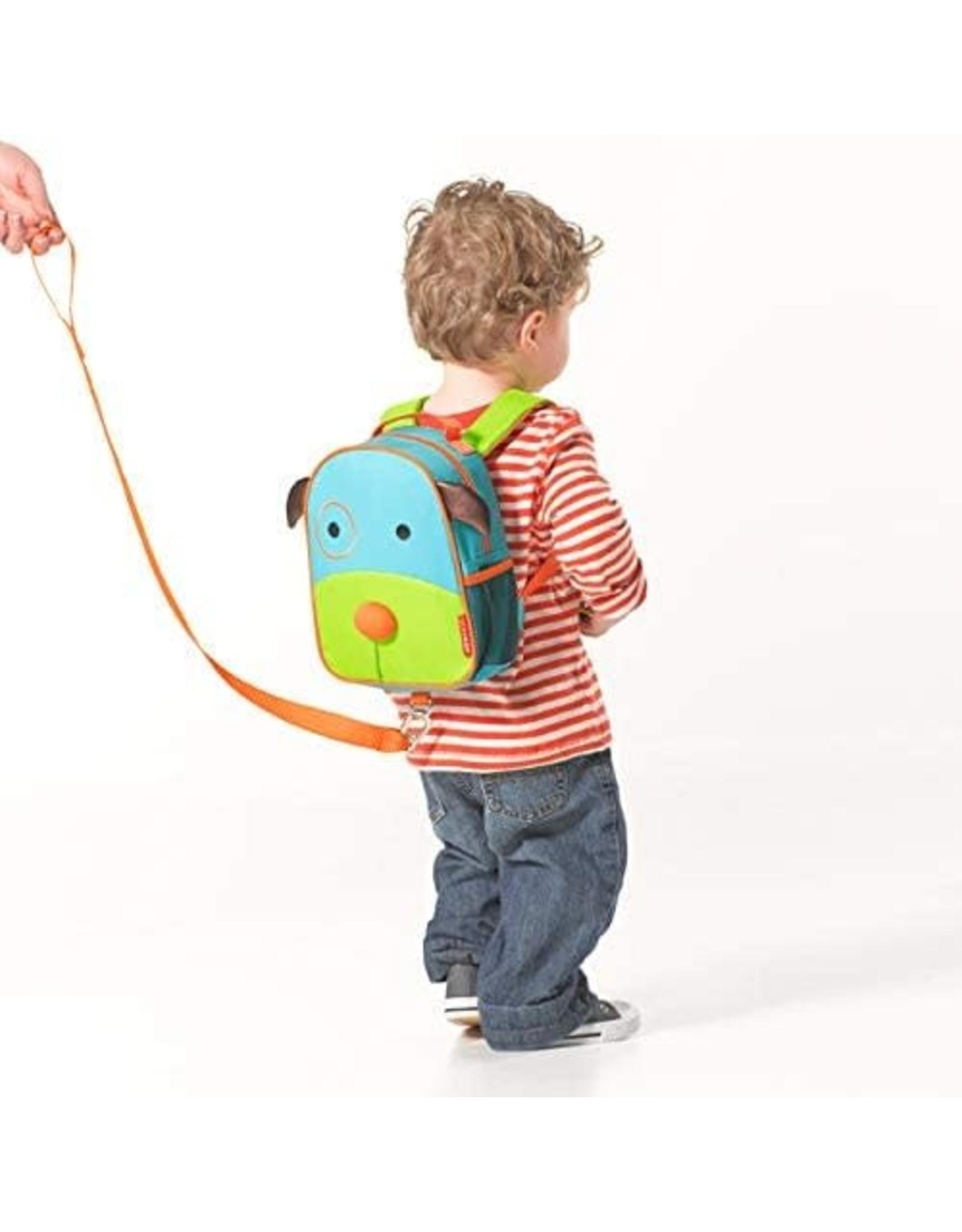 Skip Hop Zoo Safety Harness Backpack, Dog