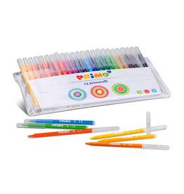 Primo Fine Fibre-Tip Pens 24 pk