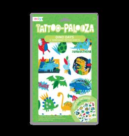 Ooly Tattoo Palooza Temporary Tattoos, Dino Days
