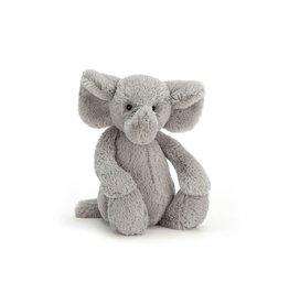 Jelly Cat Bashful Grey Elephant, Medium