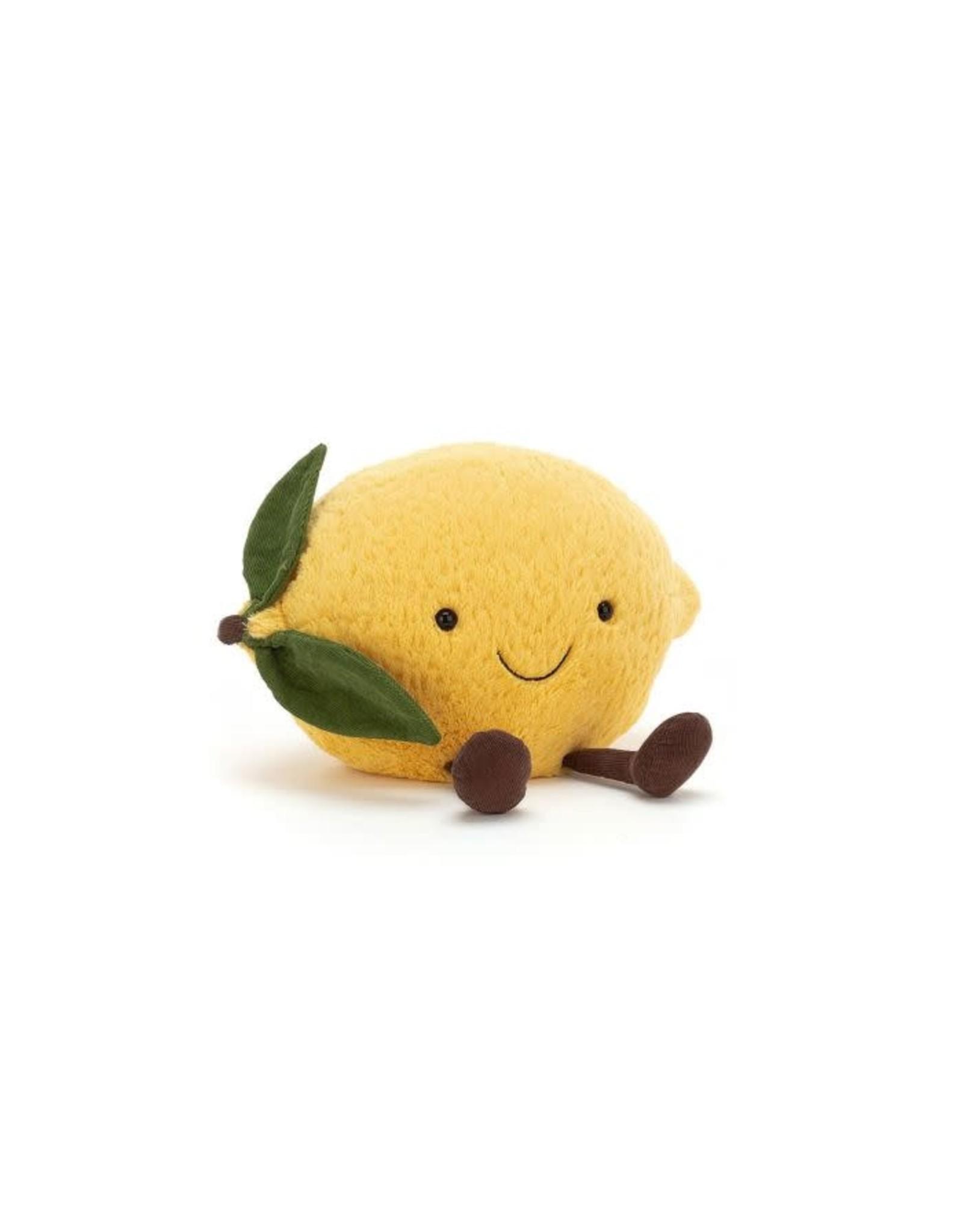 Jelly Cat Amuseable Lemon, Small