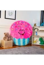 Good Banana Floor Floatie Playspace Cushion, Cupcake