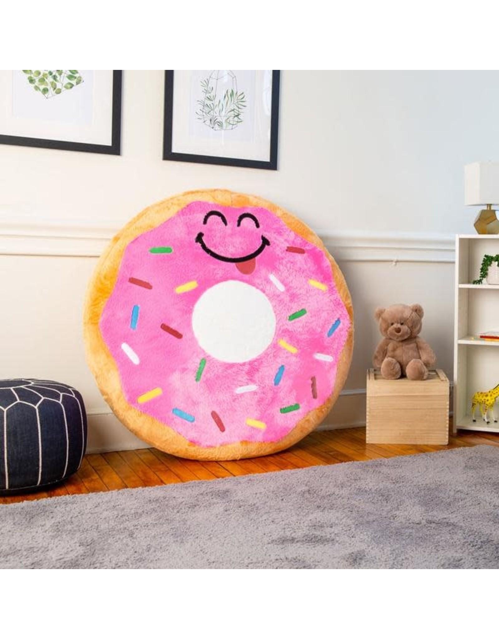 Good Banana Floor Floatie Playspace Cushion, Donut