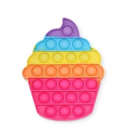 Top Trenz OMG Pop Fidgety, Cupcake