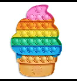 Top Trenz OMG Pop Fidgety, Ice Cream Stripes