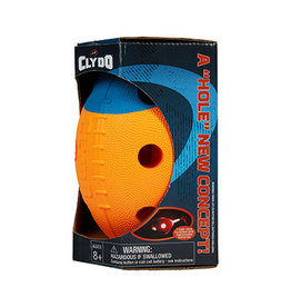 Blue Orange Clydo Football