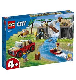 LEGO LEGO City, Wildlife Rescue Off-Roader