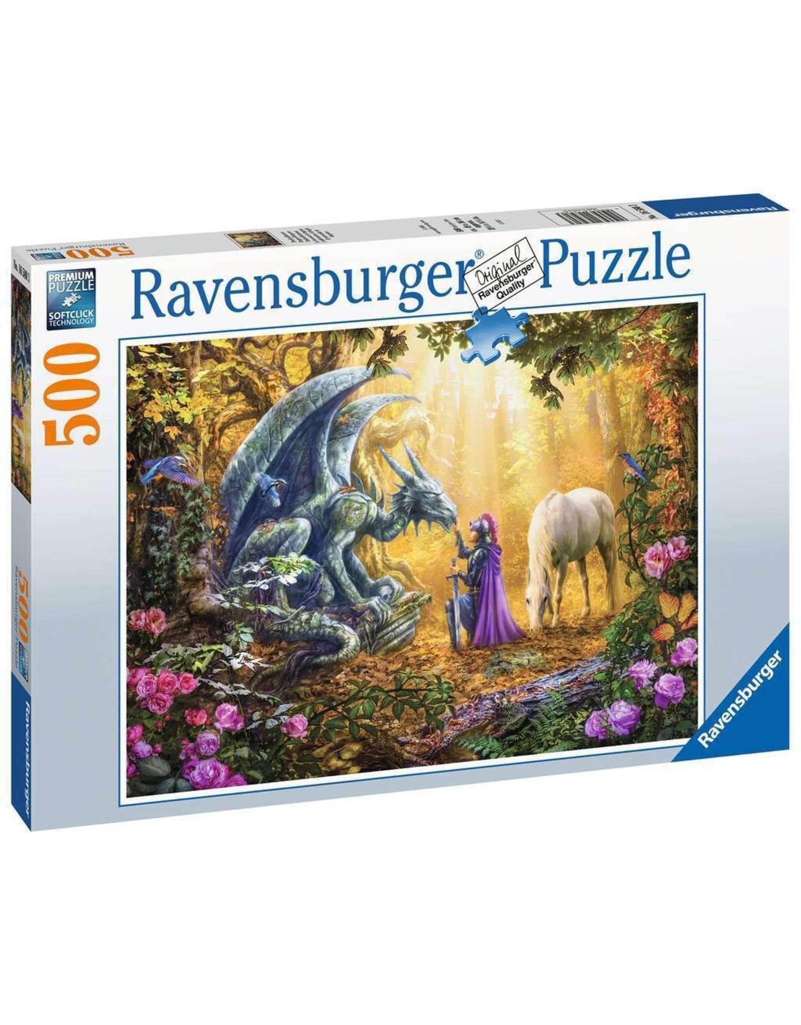 Ravensburger 500 pcs. Dragon Whispers Puzzle