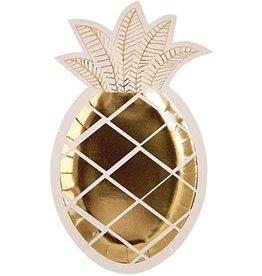 Meri Meri Pineapple Plates