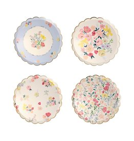 Meri Meri English Garden Side Plates
