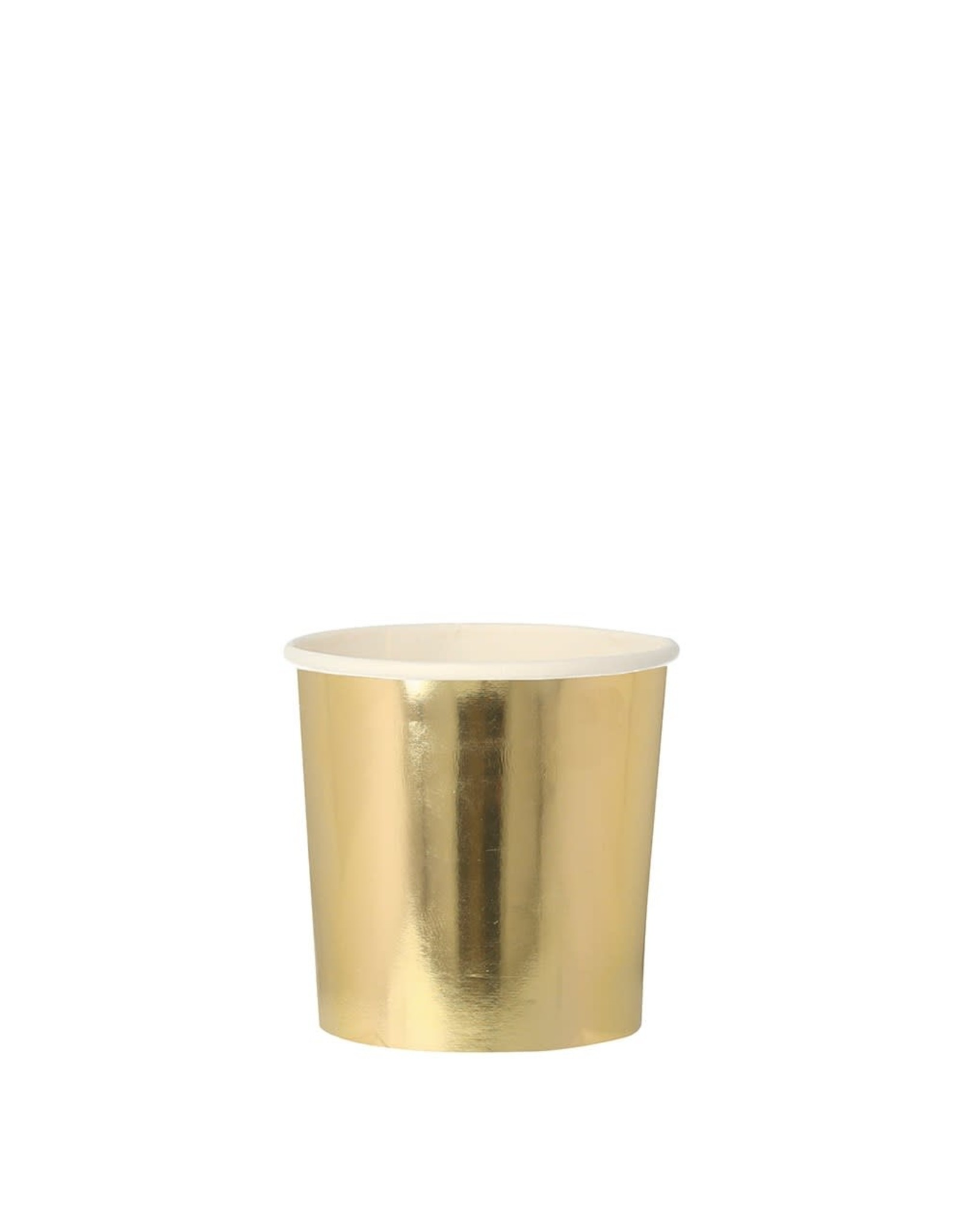 Meri Meri Gold Tumbler Cup, Small