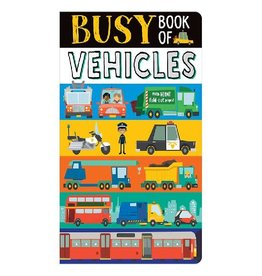 Busy Book of Vehicles (BB)