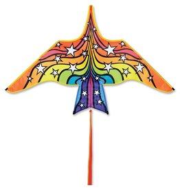 "Premier Kites 90"" Thunderbird Kite, Rainbow Stars"