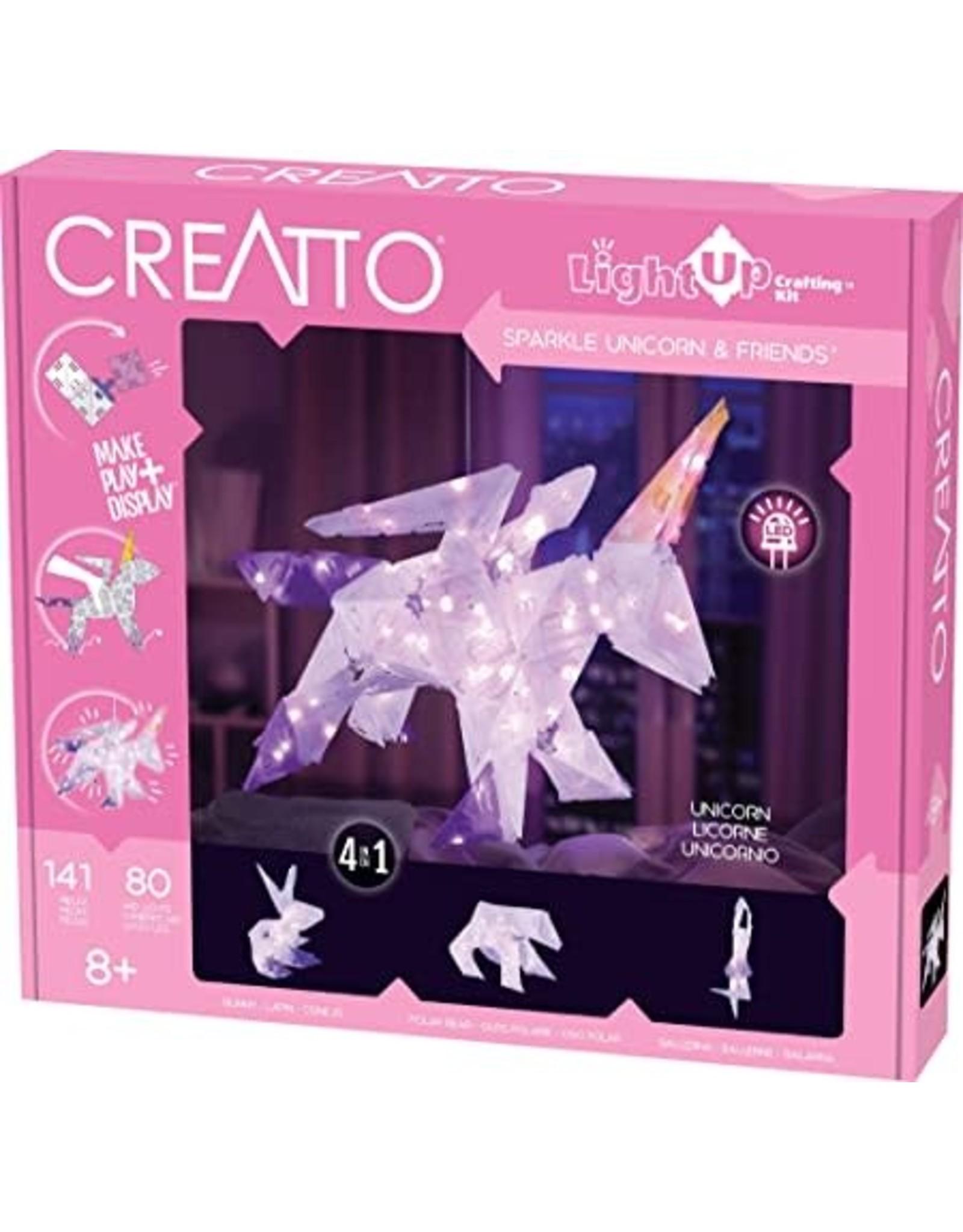 Thames & Kosmos Creatto: Sparkle Unicorn & Friends