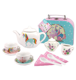 Playwell Unicorn Porcelain Tea Set 13pcs.