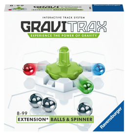 Ravensburger Gravitrax Accessory: Balls & Spinner