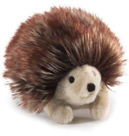 Folkmanis Mini Finger Puppet, Hedgehog