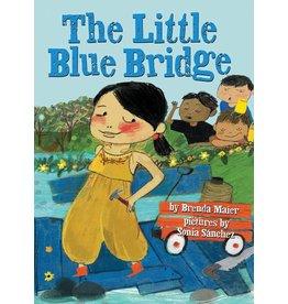 Scholastic Canada The Little Blue Bridge
