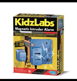 4M Magnetic Intruder Alarm