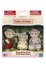 Calico Critters Calico Critters Mango Monkey Family