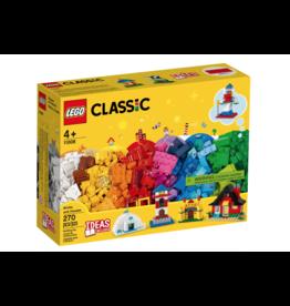 LEGO LEGO Classic, Bricks and Houses