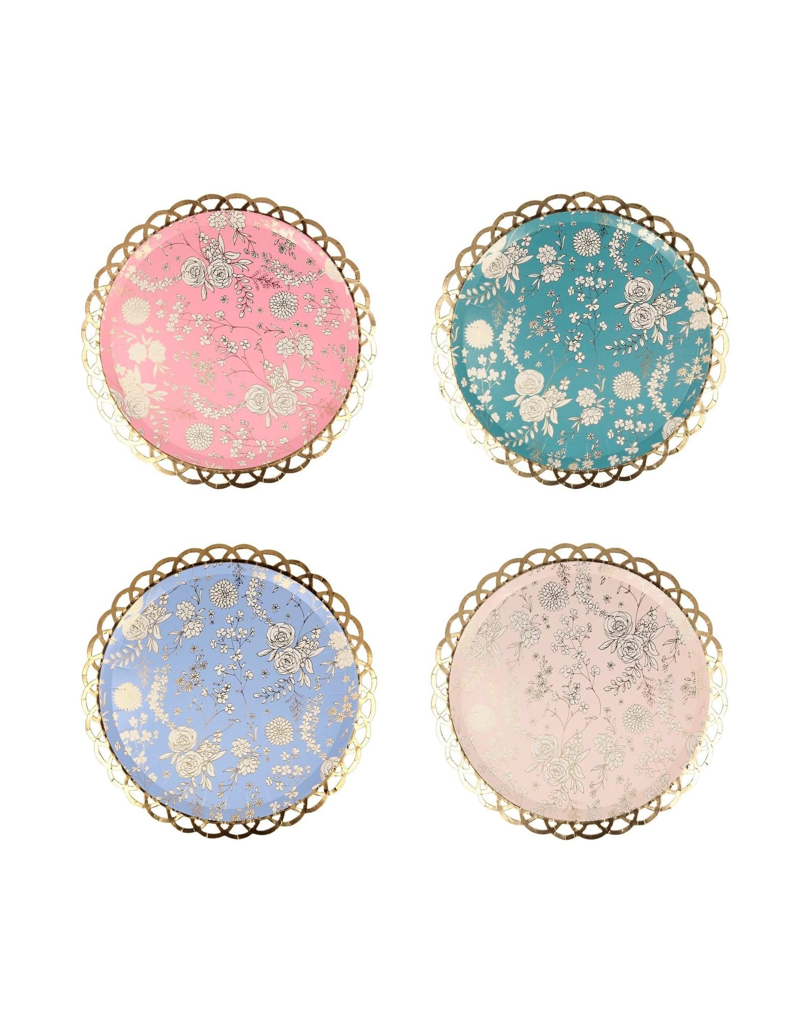 Meri Meri English Garden Lace Side Plates