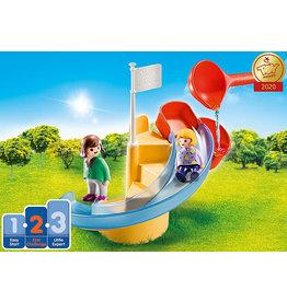 Playmobil 1.2.3 Water Slide