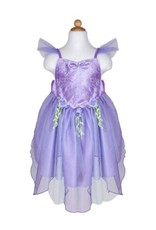 Great Pretenders Forest Fairy Tunic Lilac, Size 5-6