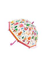 Djeco Changing Colours Umbrella, Faces
