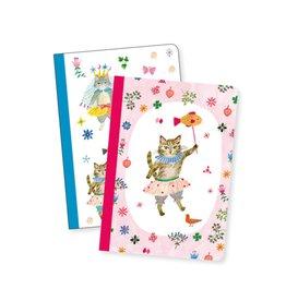 Djeco Little Notebooks, Aiko