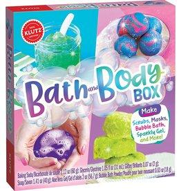 Klutz Klutz: Bath & Body Box