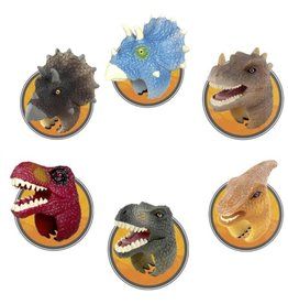 Great Pretenders Animal Kingdom; Dinosaur Rings, Assorted
