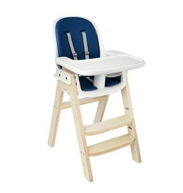 Oxo Sprout High Chair Birch/Navy