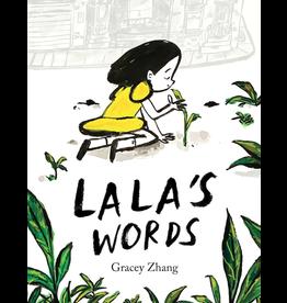 Scholastic Canada Lala's Words